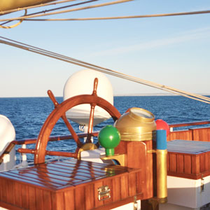 Life on board... A cruise on a tall ship is something quite special