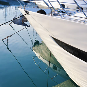 Charter a yacht? No problem - gladly also for transfers